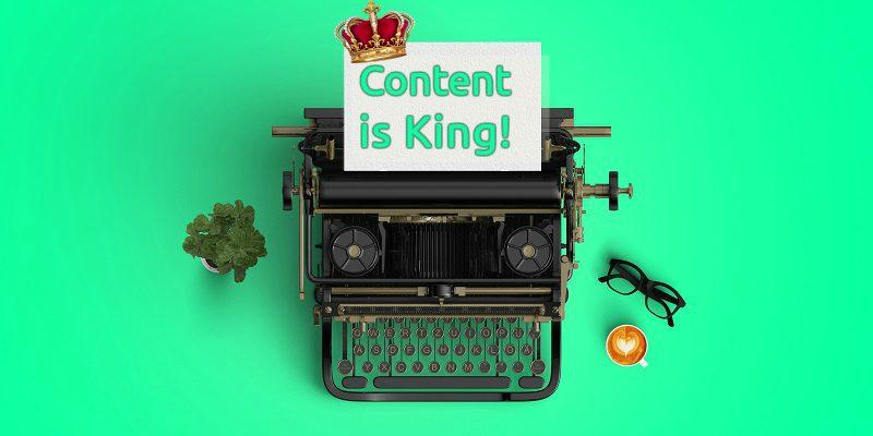 קידום אתרים באמצעות תוכן איכותי